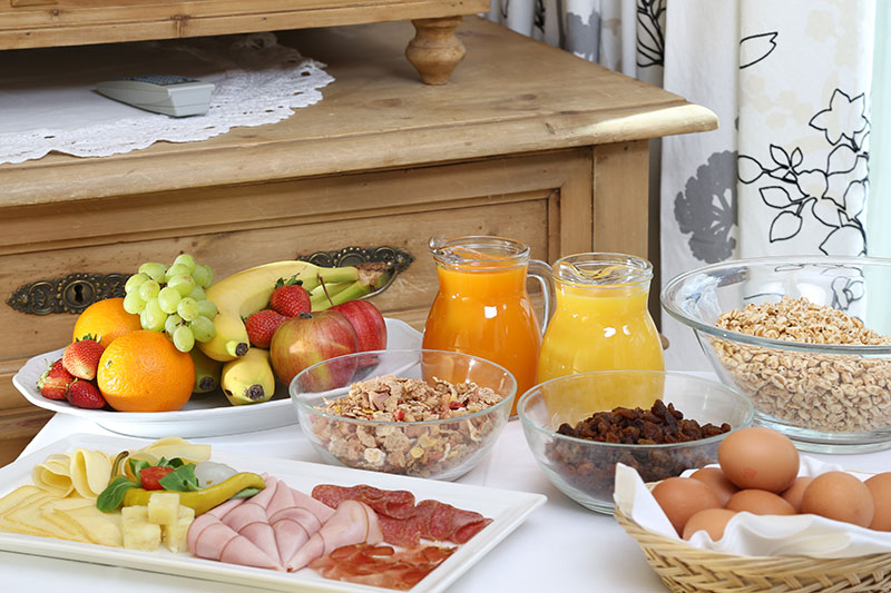 Osttirol Frühstück