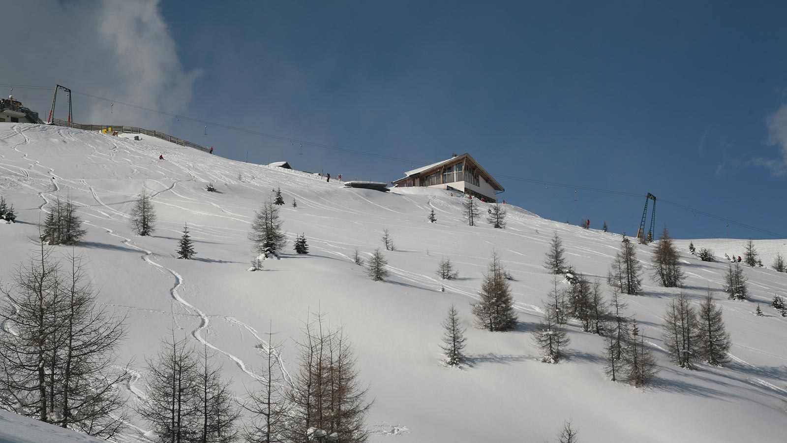 Die Conny Alm in Obertilliach