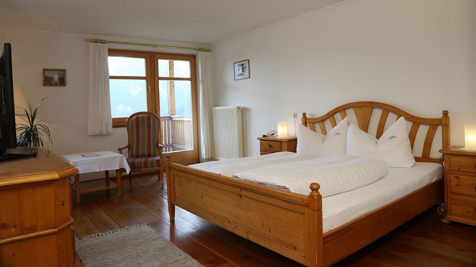 Camere nell hotel albergo unterw ger for Nuove case con suite suocera